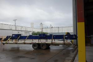 Drag conveyor, Chain conveyor, Enclosed Conveyor , HD Conveyor