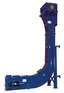 Conveyor, Drag Conveyor, L Path Conveyor, Bulk Material Conveyor , Elevating conveyor
