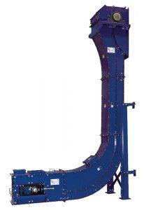 Conveyor, Drag Conveyor, L Path Conveyor, Bulk Material Conveyor , Elevating conveyor